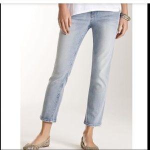 J. Jill Cropped Jeans